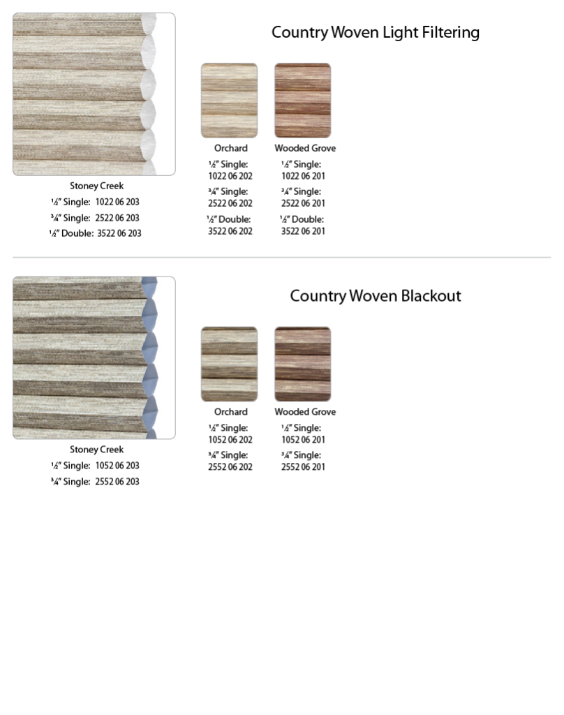 Country Woven